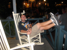 Disney Parks Blog Author Nate Rasmussen Relaxes During One More Disney Day