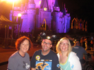 Disney Parks Blog Author Nate Rasmussen and Friends During One More Disney Day