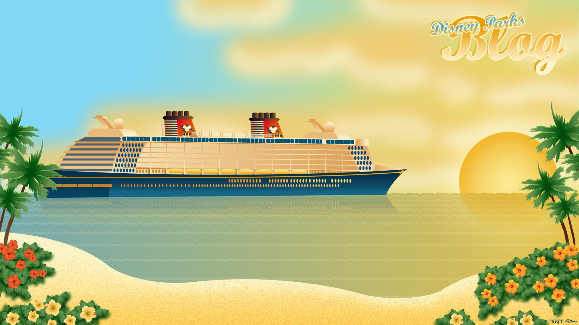 Disney Cruise Line's Disney Fantasy : 夢の国ディズニーランド ...