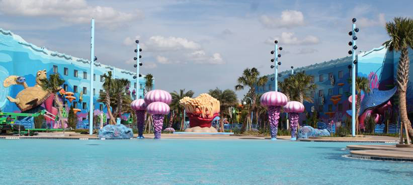 Opening Dates Now Set For Disney S Art Of Animation Resort