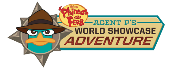 Coming Soon To Epcot: Agent P's World Showcase Adventure