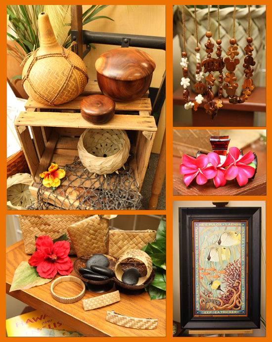 Handcrafted Hawaiian Merchandise from Aulani, a Disney Resort & Spa