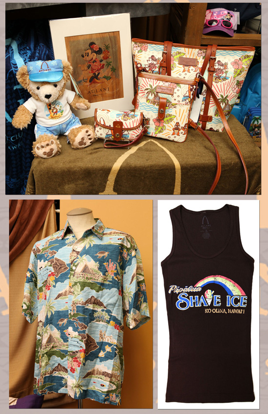 Some of the Most Popular Merchandise at Aulani, a Disney Resort &amp; Spa