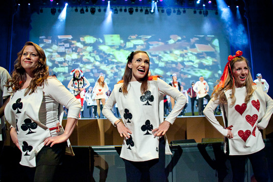 Cast Member Musicals at the Disneyland Resort Raise $20,000 for Charity