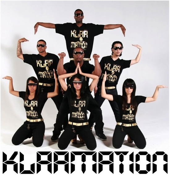 """Klaamation,"