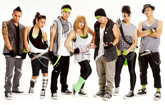 Team Millennia, Competing This Weekend in TRON CITY'S DANCE CREW CHALLENGE