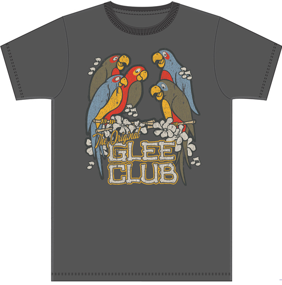 Tiki Room 'Glee Club' T-Shirt at Disney Parks