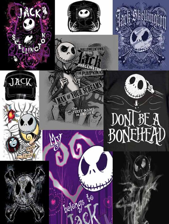 'Tim Burton's The Nightmare Before Christmas' Merchandise Coming to the Disneyland Resort this Spring