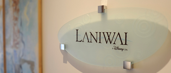 Laniwai, a Disney Spa at Aulani
