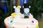 The Jungle Cruise Wedding Cake at Walt Disney World Resort