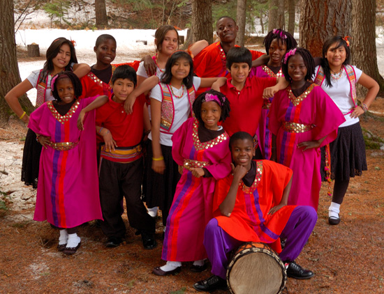 Disneyland Resort Welcomes Matsiko World Orphans Choir
