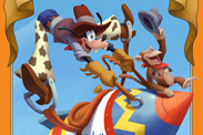 Walt Disney Imagineering Gives Barnstormer a New Backstory in Posters Throughout Storybook Circus at Magic Kingdom Park