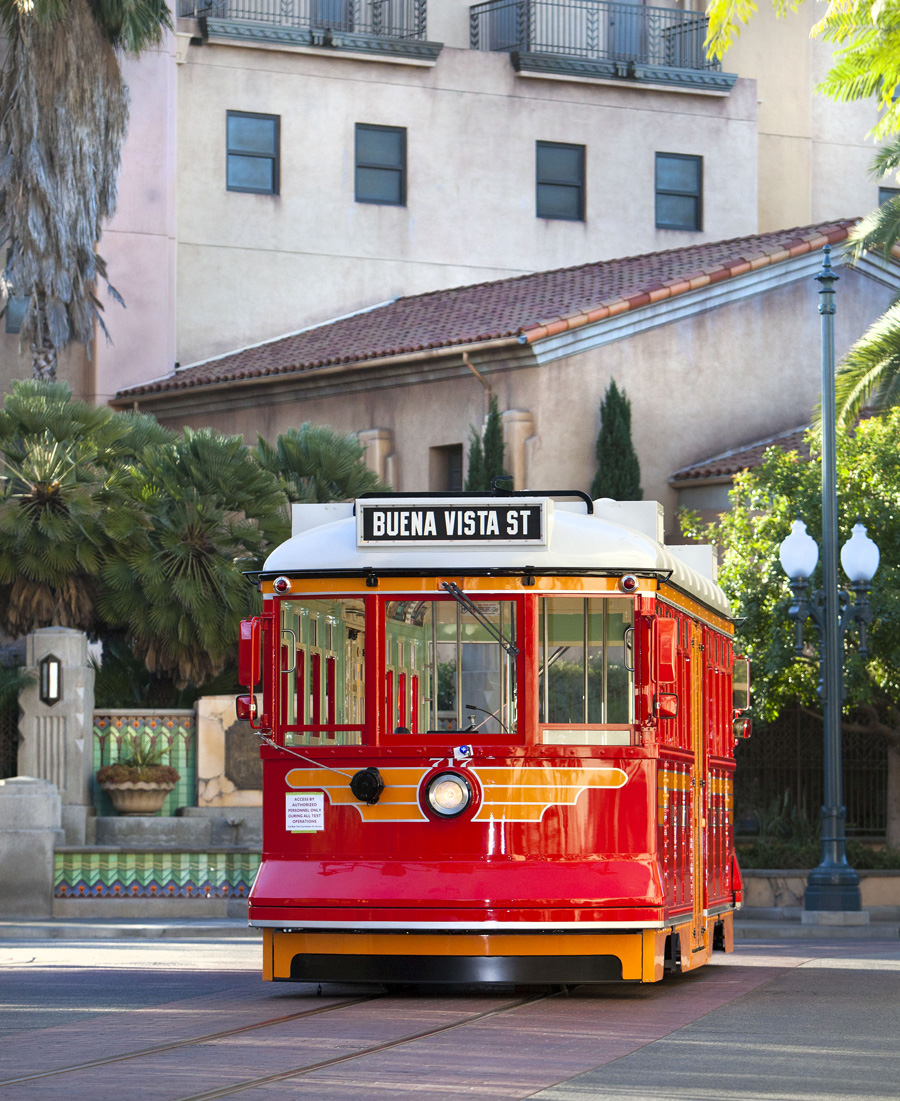 Hollywood Tour Trolley