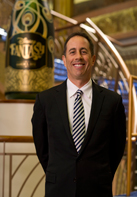 Jerry Seinfeld on the Disney Fantasy