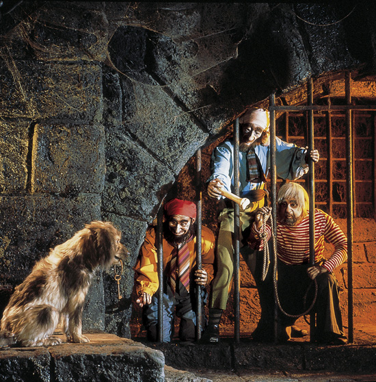 Things You Might Not Know About Pirates of the Caribbean at Disneyland Park