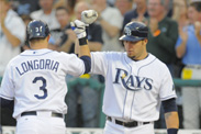 The Tampa Bay Rays hosted the first of two regular-season series at Champion Stadium (the second one was in 2008). In 2008, the Rays swept the Toronto Blue Jays (6-4, 5-3, 5-3) to improve their record at Disney to 6-0 and went on to reach the teams first-ever World Series.
