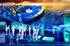 New Renderings Depict a Reimagined Test Track at Epcot