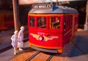 Models of New Fantasyland and Disney California Adventure Park Shared With the Media at Walt Disney World Resort
