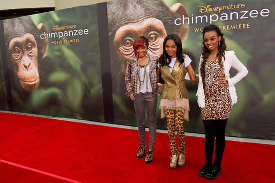 Earth Day Inspirations: From Young People and a Young Chimpanzee, Named Oscar, During Disney Kids and Nature Celebration