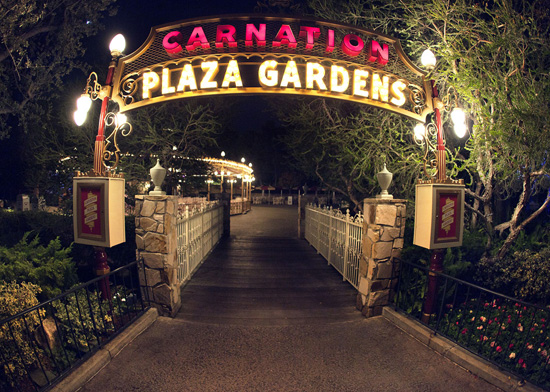 Carnation Plaza Gardens at Disneyland Park to Begin Transformation to New Fantasy Faire Experience on April 30