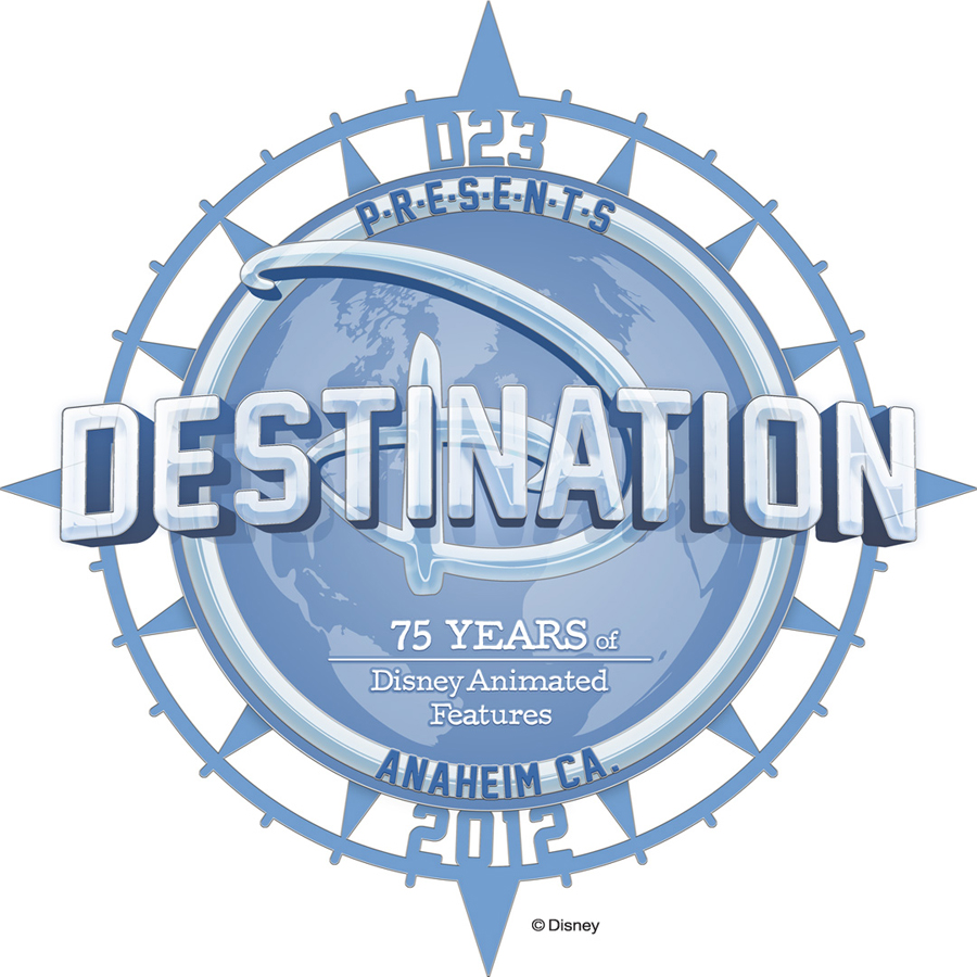 D23's Destination D Celebrates 75 Years of Disney Animated Features