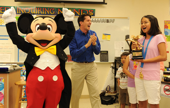 Disney Dreamers & Doers Celebrates 18 Shining Stars