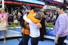 'Good Morning America' Surprises the Winners of Their Disney Memory Makers Contest Live in Times Square