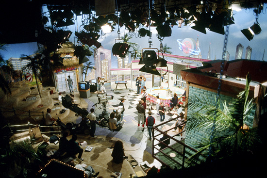 Production of 'The Mickey Mouse Club' at Disney's Hollywood Studios at Walt Disney World Resort