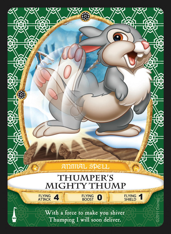 Exclusive: Cast Your Eyes On The Sorcerers of the Magic Kingdom Card Spoiler List