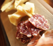 Meats and Cheese Platter Available at Tutto Gusto in the Italy Pavilion at Epcot