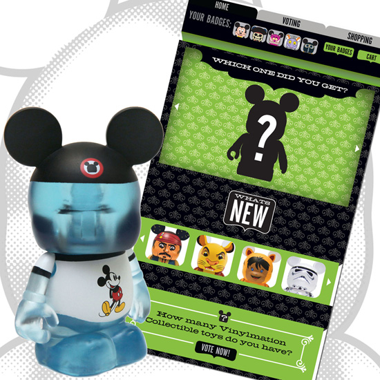 New Virtual Vinylmation Store Launched on Facebook
