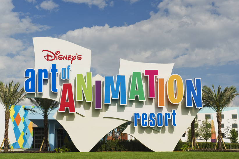 Take 5: Celebrating the Debut of Disneys Art of Animation Resort