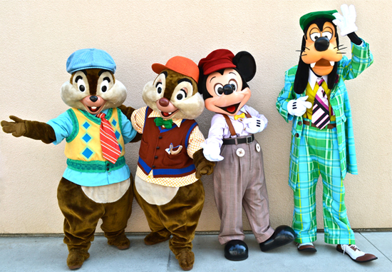 Disney California Adventure Park Will Have Plenty of Character This Summer