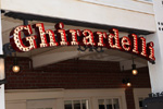 Ghirardelli Soda Fountain & Chocolate Shop at Disney California Adventure Park