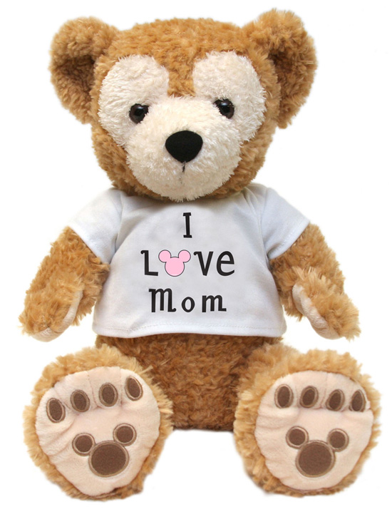 New Duffy the Disney Bear Items Celebrate Moms and More at Walt Disney World Resort