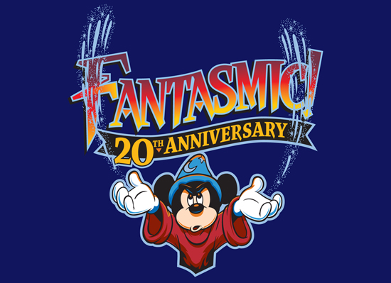 Disneyland Resort Annual Passholders Invited to Special 20th Anniversary Fantasmic! Performances