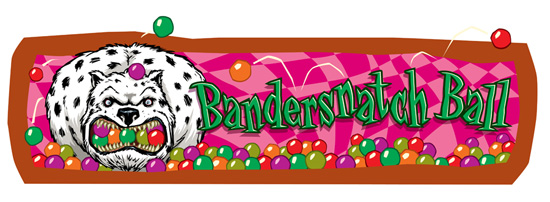 Bandersnatch Ball Coming to Mad Arcade at Mad T Party at Disney California Adventure Park