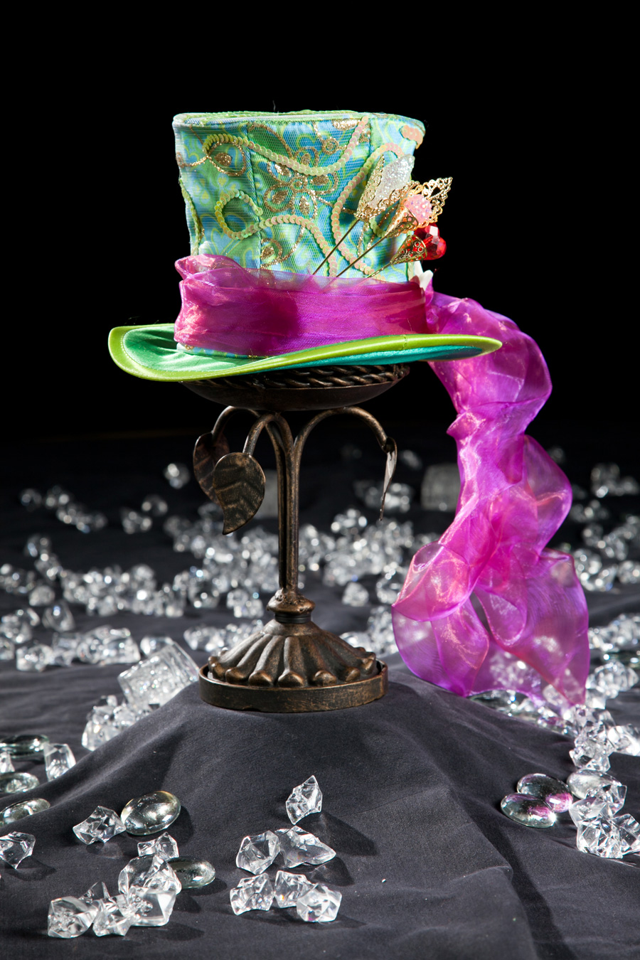 mad hatter disney hat - photo #4