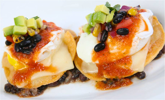Huevos Rancheros at Carnation Café Reopening June 13 at Disneyland Park
