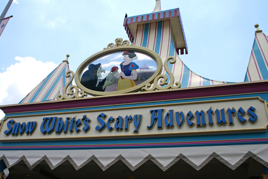 Snow Whites Scary Adventures Will Become Part of Magic Kingdom Park History May 31