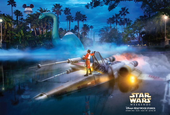 New Behind-the-Scenes Video Looks at Star Wars Weekends 2012 Debut to Celebrate Launch of Event-Themed Mobile Website