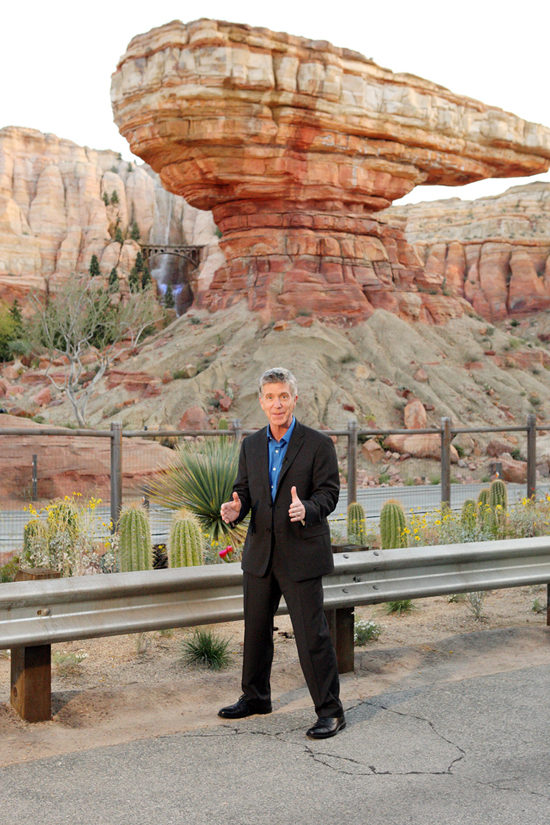 AFV Season Finale Part Two Airs From Cars Land at Disney California Adventure Park on ABC