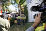 The Morales Family Sees the Plans for their Backyard on 'My Yard Goes Disney'