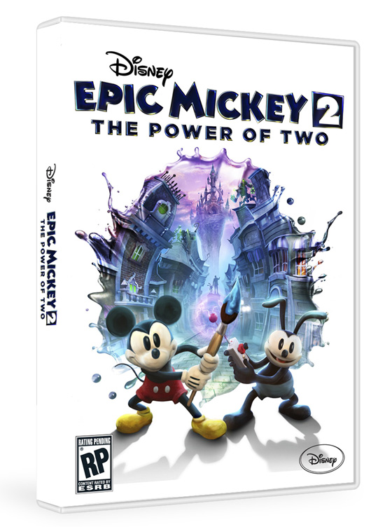 Disney Interactive Announces November 18 Release Date for 'Disney Epic Mickey 2: The Power of Two' at E3