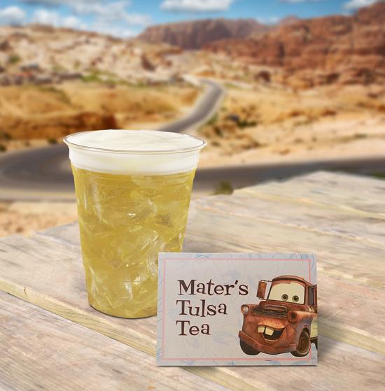 """Mater's"