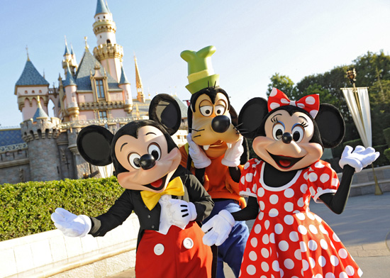 Early Entry Opportunities Available at the Disneyland Resort