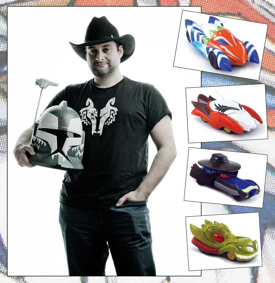 Meet Dave Filoni at Darths Mall During Star Wars Weekend on June 9-10