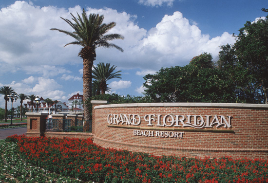Disney's Grand Floridian Resort & Spa Was Originally Named Grand Floridian Beach Resort