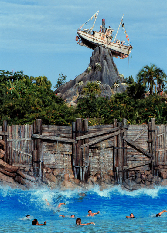 Disney's Typhoon Lagoon Water Park at Walt Disney World Resort