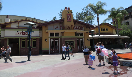 La Brea Bakery Caf and Express Caf Now Open in the Downtown Disney District at the Disneyland Resort